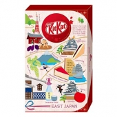Kit Kat East-West Japan японский шоколад Кит Кат со вкусами Японии (East Japan)